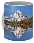 Oxbow Snake River Reflections Coffee Mug