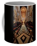 Oxford Cathedral Nave Coffee Mug
