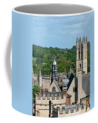Oxford Tower View Coffee Mug