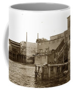 Oxnard Cannery Cannery Row 1977 Coffee Mug