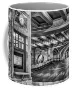 Oyster Bar Restaurant Gct Nyc Bw Coffee Mug