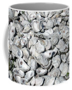 Oyster Shells On Cumberland Island Coffee Mug