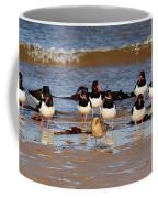 Oystercatchers Coffee Mug