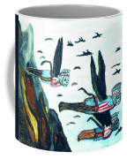 Oz Flying Monkeys  Coffee Mug