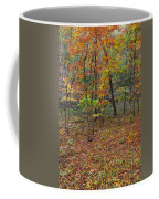 Ozark Forest In Fall 1 Coffee Mug