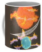 Ozone Net Coffee Mug