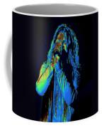 The Cosmic Spiral Architect Coffee Mug