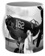 P-38 Ghost Flight Coffee Mug