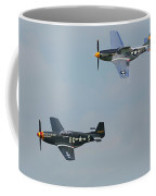 P-51 Mustangs Coffee Mug