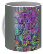 P Patch Poppies 2 Coffee Mug