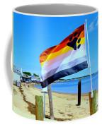 P Town Bear Flag Coffee Mug
