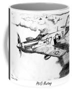 P51d Mustang Coffee Mug