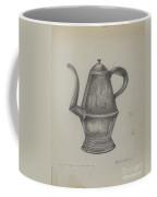 Pa. German Coffee Pot Coffee Mug