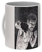 Pac-man Coffee Mug by Joshua Navarra