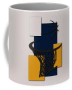 Pacers Hoop Coffee Mug