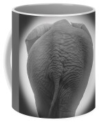 Pachyderm Posterior Coffee Mug