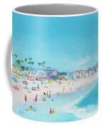 Pacific Beach In San Diego Coffee Mug