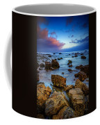 Pacific Blue At Pelican Point Coffee Mug