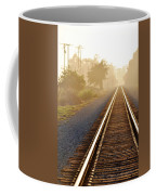 Pacific Coast Starlight Railroad Coffee Mug