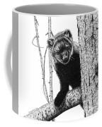 Pacific Fisher Coffee Mug