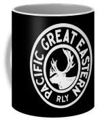 Pacific Great Eastern Coffee Mug
