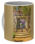 Pacific House Garden Watercorlors Coffee Mug