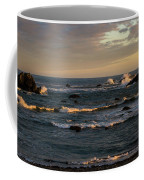 Pacific Ocean After The Storm Coffee Mug