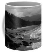 Pacific Ocean Moody Scenic Coffee Mug