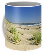 Pacific Ocean Shore On Vancouver Island Coffee Mug by Elena Elisseeva