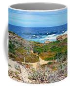 Pacific Pathway Coffee Mug