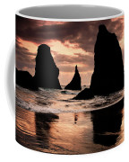 Pacific Pillars Coffee Mug