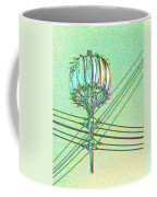 Pacific Science Center Lamp Coffee Mug