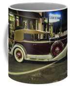 Packard Twelve Sedan Convertible Coffee Mug