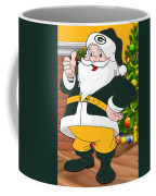 Packers Santa Claus Coffee Mug