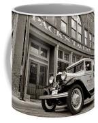Pack's Tavern Nostalgia Coffee Mug