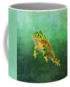 Pacman Frog Coffee Mug