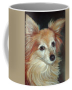 Paco The Papillion Coffee Mug