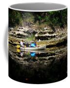 Paddle The Suwannee Coffee Mug