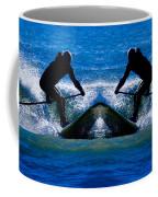 Paddleboarding X 2 Coffee Mug