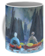Paddling Dead Lakes 2 Coffee Mug