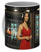Padma Lakshmi Coffee Mug
