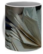 Pages Coffee Mug