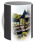 Pagoda Over The Lake Coffee Mug