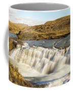 Paine River Waterfall Coffee Mug