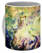 Paint And Clouds IIi Coffee Mug