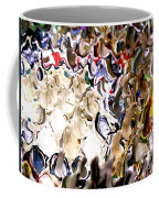 Paint Drippings Coffee Mug