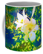 Paint Me In Water Color Said The Lilies To The Artist Coffee Mug