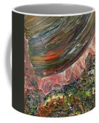 Paint Number 10 Coffee Mug by James W Johnson