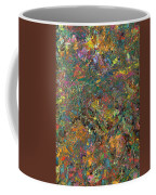 Paint Number 29 Coffee Mug by James W Johnson