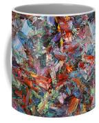 Paint Number 42-a Coffee Mug